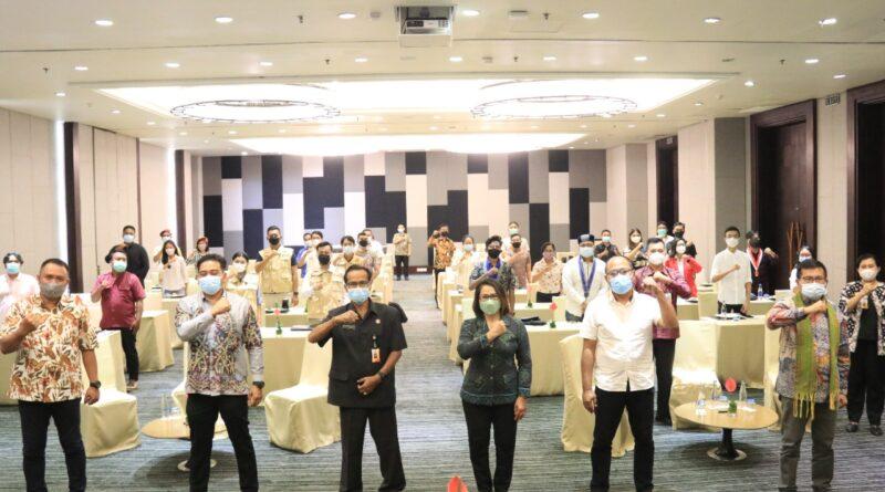 BAWASLU BALI INGATKAN PEMUDA UNTUK BERPERAN DALAM PENGAWASAN PEMILU 2024
